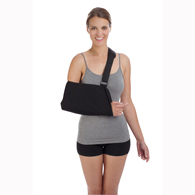 DJO 79-84005 Deluxe Arm Sling with Pad