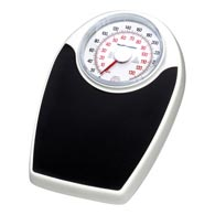 Healthometer 142KL 330 lb/150 kg Capacity Oversize Dial Scale