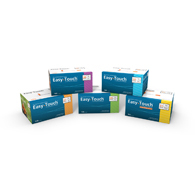 MHC EasyTouch Insulin Syringes-100/Box