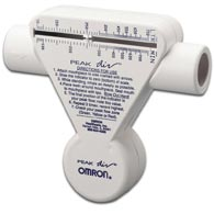 Omron PF9940 Adult/Pediatric Peak Air Peak Flow Meter