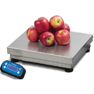 Brecknell 6720U POS Bench Scale-External Display-30 lb Capacity