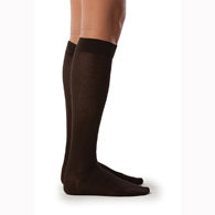 SIGVARIS 222CW 20-30 mmHg Sea Island Cotton Socks
