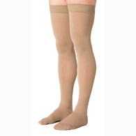 SIGVARIS 821N 15-20 mmHg Midtown Microfiber-Thigh